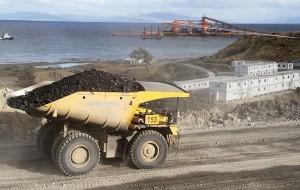 Foto embarque de Carbón