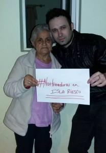 Fernando Jul y abuela domi