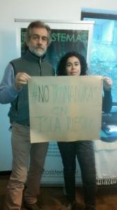 Juan Pablo Orrego y Mitzi Urtubia Ecosistemas