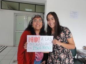 Mariana y Denise Donoso