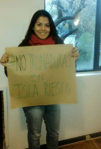 Patricia Salgado. Ecosistemas