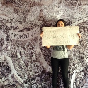 desde Mesoamerica en resistencia, apoyando la lucha de Isla Riesco guatemala (2)